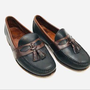 Allen Edmonds Ashford Tassel Loafers - Size 8.